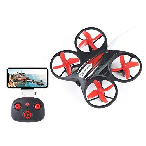 XIAOKEKE Mini Drohne, RC Drone, Mini Helikopter Mit Kopfloser Modus, Geschwindigkeitsmodi, Spielzeug Drohne Für Anfänger Und Kinder,Schwarz
