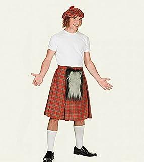 Rubies 1 4139 - Disfraz de Escocés para hombre