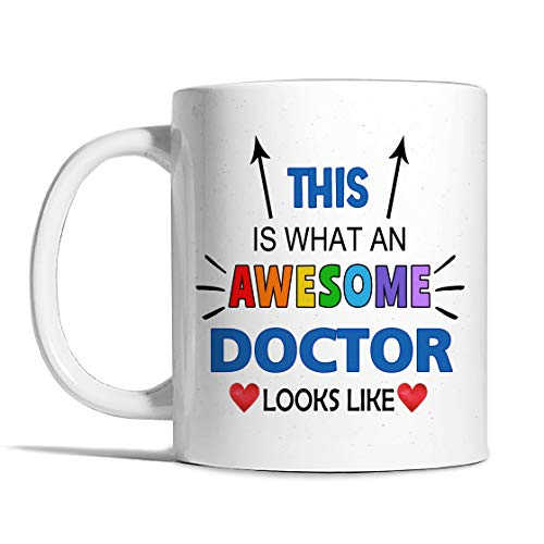 Awesome Doctor Mug - Risk-A Designs, This is What an Awesome Doctor Looks...