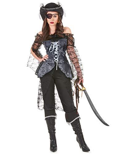 Generique Déguisement Pirate Femme XL