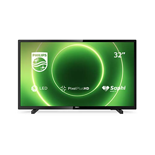 PHILIPS 6600 Series 32PHS6605/12 TV 81,3 cm (32') HD Smart TV Wi-Fi Nero 6600 Series 32PHS6605/12,...