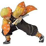 Yifuty Mi Esposa Zenyi Battle Edition Demon Slayer Blade Figure Toys Modelo en Caja Decoración Decoración Regalo Estatua Recuerdo Recolección Juguetes Altura 180mm