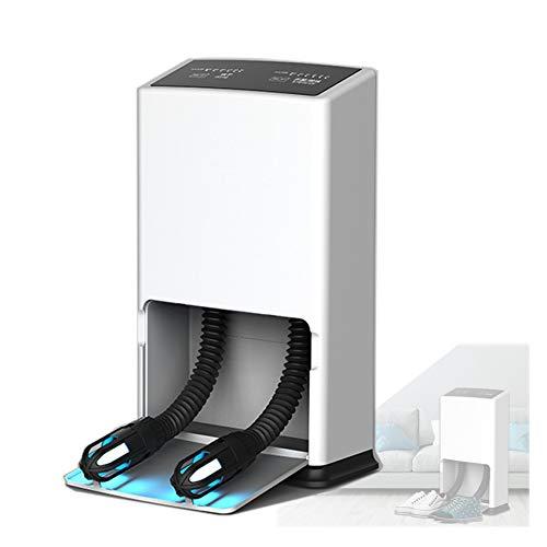 ORPERSIST Schuhwärmer Elektrisch, Stiefeltrockner Elektrisch PTC-heizung Doppelfunktion Dual Timing, Shoes Dryer für Winter Universal