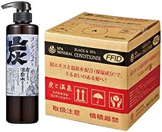 スパミネラル 炭と温泉 コンディショナー 業務用 20 L