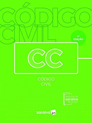 Legislação Saraiva de Bolso - Código Civil