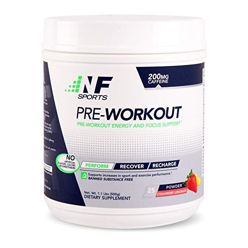 NF Sports Pre-Workout