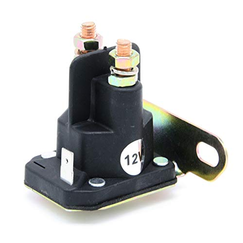12V 3 Terminal Trombetta Solenoid Relay Switch Replaces # 812-1201-211 8121201211 812-1211-211 9326519 932651WR 93265WR 8121211211 93265-19 93265-1WR 93265-WR