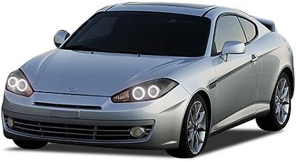 AUTOVIZION LED HID Headlight kit H11 6000K for Hyundai Tiburon 2006-2008