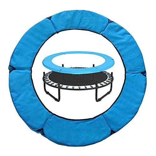 QIANC Cubierta de Protección para Bordes de Repuesto,Cojín para Resortes de Trampolín,para Cama Elástica Trampolín Redondo de 1.5m/59in
