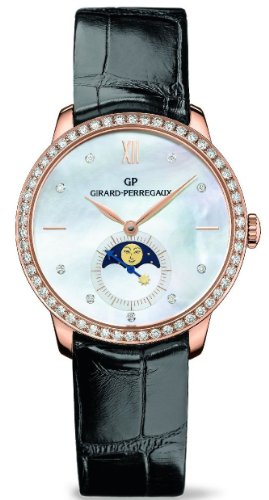 GIRARD-PERREGAUX 1966 Lady Moon PHASES 49524D52A751-CK6A