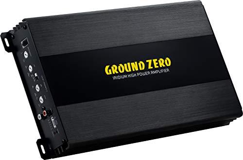 Ground Zero GZIA 1.600HPX-II 1-kanaals versterker eindversterker mono