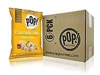 POP Gourmet popcorn (Cascade Mix Handcrafted カスケードミックス味6個) [並行輸入品]