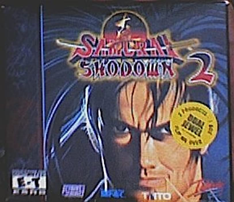 地平線ブーム何Fatal Fury 3 / Samurai Shodown 2 (Dual Jewel Case) (輸入版)