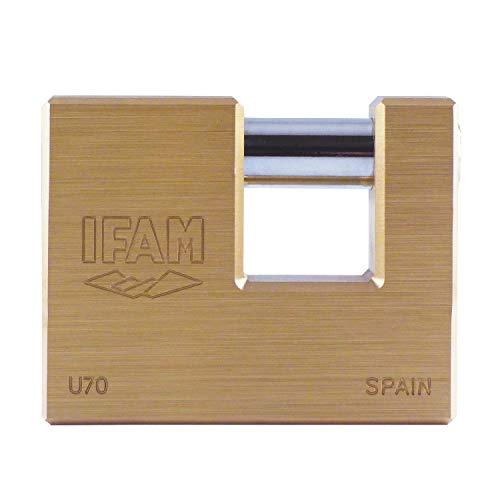 Ifam - Candado Serie U U-70 00770