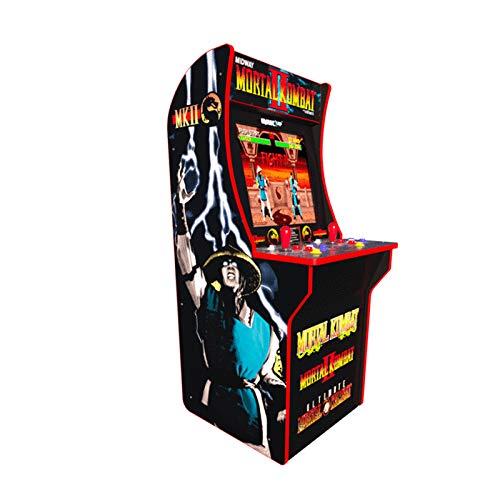 ARCADE1up Mortal Kombat, Mortal Kombat II, Mortal Kombat 3 (Disponible 2019)
