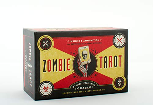 The Zombie Tarot: An Oracle of the Undead with Deck and Instructions (QUIRK BOOKS)