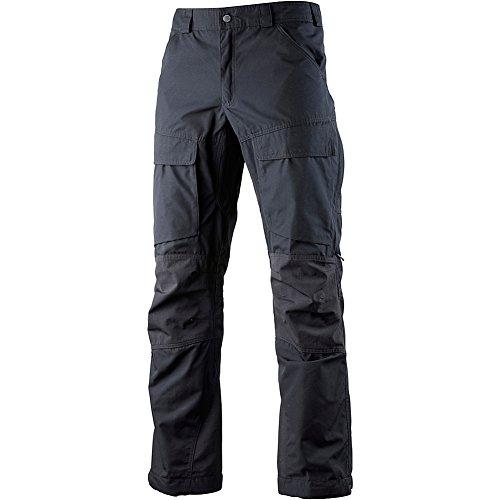 Lundhags Authentic Pantalon de montagne pour homme Thé vert/noir 46 noir