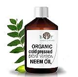 B.O.T Cosmetic & Wellness garden Neem Öl kalt gepresst unraffiniert 100% rein (100 ml)