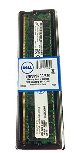 Dell Memory Module 32GB 2Rx4 DDR4 RDIMM 2400MHz, A8711888 (2Rx4 DDR4 RDIMM 2400MHz)