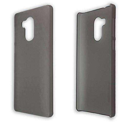 caseroxx Backcover für Vernee Apollo, Tasche (Backcover in schwarz-transparent)