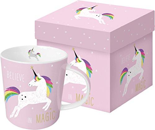 Becher/Tasse 'Pink Unicorn'