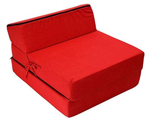 Best For Kids - Sillón para niños, sillón de cama, sillón funcional, colchón infantil para dormir y jugar, 3 en 1