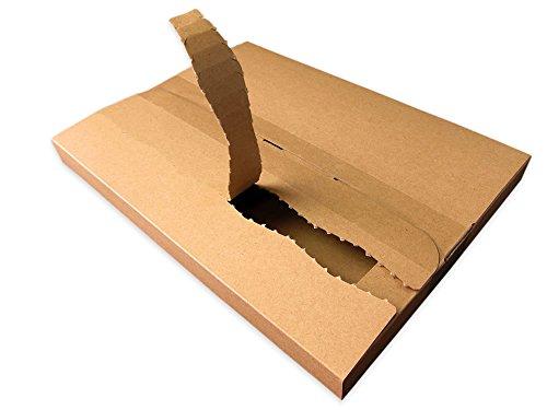 新【50枚】 ゆうパケット・クリックポスト専用ダンボールケース 梱包箱