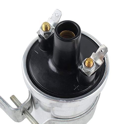 Kongqiabona-UK Bobina de Encendido sin balastro Lucas DLB101 12 voltios 3 ohmios