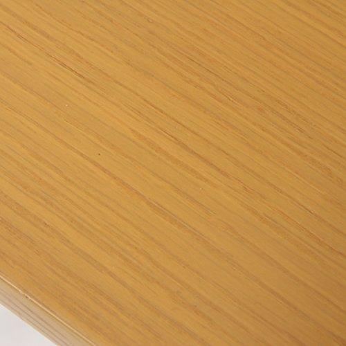 不二貿易折りたたみデスク幅70cmナチュラルミラン10880