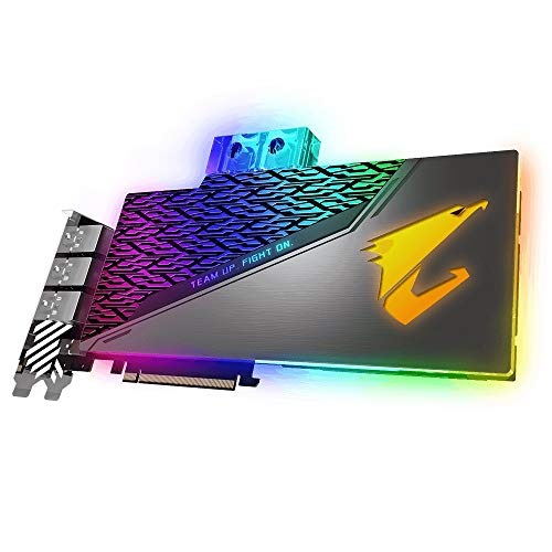Gigabyte AORUS GeForce Rtx 2080 Xtreme Waterforce WB-8GC