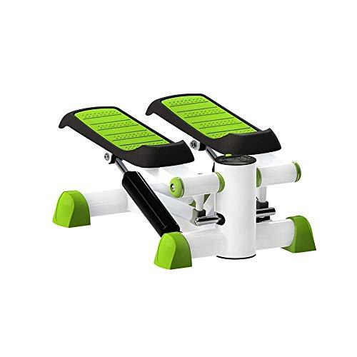 AOLI Pequeña máquina de pie hidráulica que adelgaza el equipo de fitness adecuado para ejercicio aeróbico paso a paso aeróbico