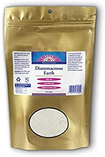 Heritage Store Heritage Store Diatomaceous Earth, Fine Powder, Fragrance Free (bag) 16oz, 16 Ounce