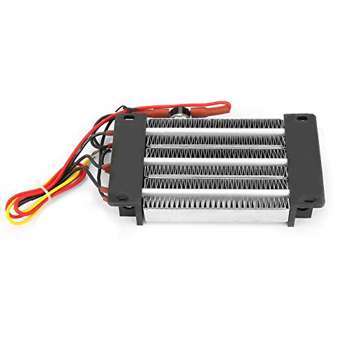 Find Bargain Ceramic Air Heater, 110V 750W Insulated PTC Ceramic Air Heater PTC Heating Element