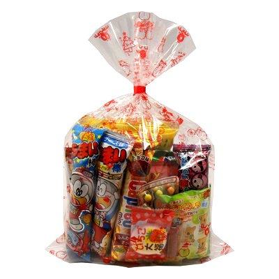 クリスマス 350円 お菓子 詰め合わせ (Aセット) 袋詰め おかしのマーチ