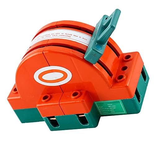 Desconecte Interruptor Generador Breaker 2Pole Dual Power HK11 Apague Desconector 100A