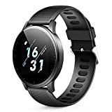 Bestnify Smart Watch, Bluetooth Smartwatch Touch Screen Wrist Watch Activity Fitness Tracker Watches Health Exercise Smartwatch with Heart Rate,Compatible Samsung Android iPhone iOS Kids Women Men