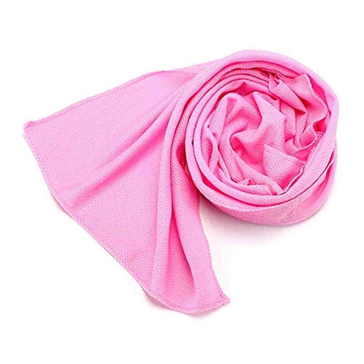 滑りやすいスクラッチナイロンMaxcrestas - 1pcs 30*90cm Men Women Cool Sport Sweat Absorbing Towel Ice Cooling Gym Face Towels toalla Gift