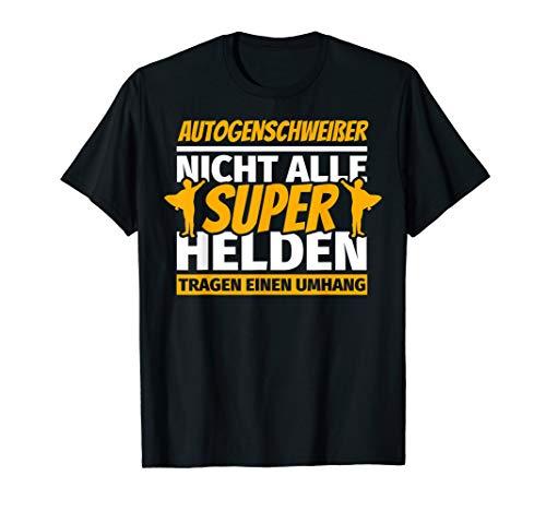 Autogenschweißer lustig Geschenk T-Shirt
