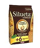 Bimbo Silueta Pan Tostado 8 Cereales, 30 rebanadas, 270gr, Pack de 12