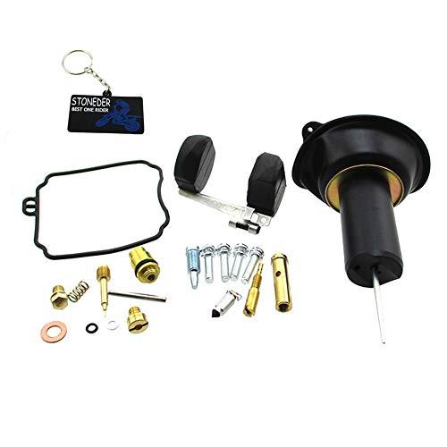 STONEDER - Kit de reparación de Juntas de Flotador para carburador para Yamaha Virago 250 XV250