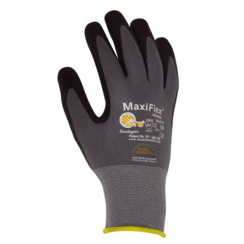 MAXIFLEX Ultimate ATG Texxor Handschuhe Arbeitshandschuhe Größe 8 / M (12 Paar)