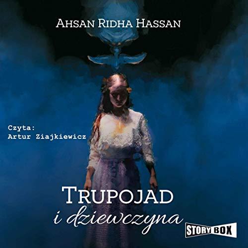 Trupojad i dziewczyna audiobook cover art