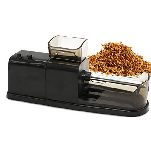 Máquina de Tabaco Electrica Automático Portátil Accesorios de Cigarrillos Cigarette Rolling Machine Para Liar Entubar Fumar