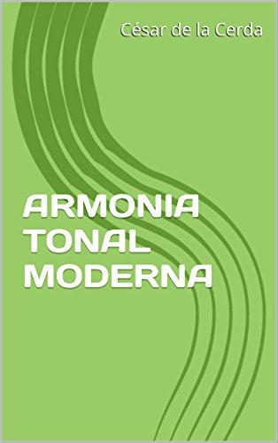 ARMONIA TONAL MODERNA eBook: Cerda, César de la: Amazon.es: Tienda ...