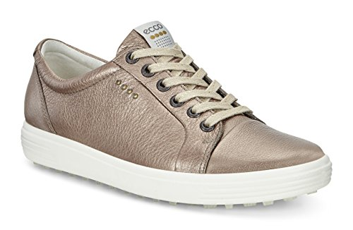 ECCO Damen Womens Golf Casual HYBRID Golfschuhe, Grau (1375WARM Grey), 39 EU