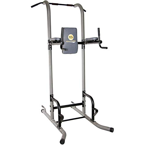 Body Flex Sports 5 Station VKR Power Tower Stand