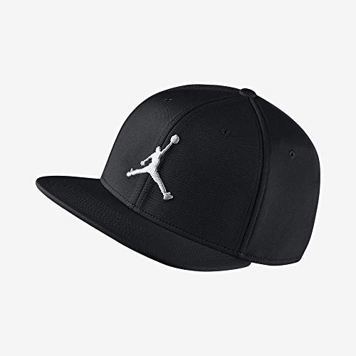 Nike Jordan Jumpman Kappe, Black/White, One Size