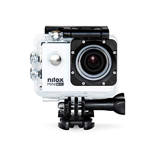 Nilox Mini Wi-Fi 2, Bianco