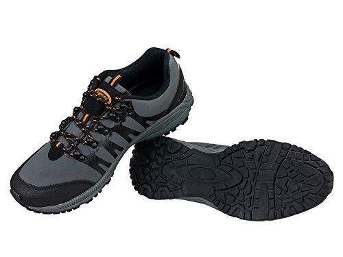 Ardon Sportliche Arbeitsschuhe ohne Kappe Outdoorschuhe Trekkingschuhe Softshell(FEET) (44)