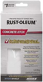 Rust-Oleum 238475 Concrete Etch, 1 Pack